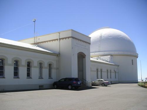 Observatory at Mt.Hamilton