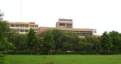 Library from afar