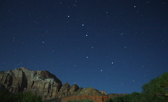 Big Dipper Constellation (ruchitmatalia) Tags: sky mountain night stars landscape star big space astronomy constellation dipper sapthrishi