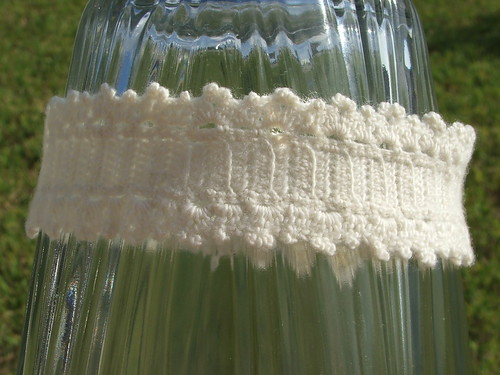 Crochet Garter