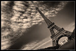 The_Eiffel_Tower_by_BenHeine