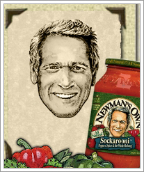 Quicken Loans Blog thinks that Newman's Own Sockarooni is the Best