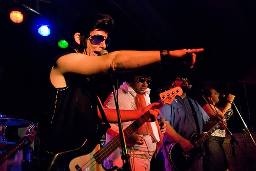 G.G.Elvis and the T.C.P.Band + The Methadones