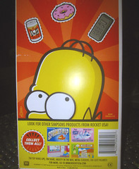 20030926 - Simpsons - Homer Simpson - Tin Action Toy - box - back - 100-0027 (Rev. Xanatos Satanicos Bombasticos (ClintJCL)) Tags: 2003 food fish beer alexandria television toy tin virginia store tv drink box character cartoon simpsons upstairs entertainment alcohol donut tvshow thesimpsons products remotecontrol product cartoons tintoy duff krustytheclown 200309 homersimpson 20030926 comicbookguy duffbeer kwikemart threeeyed threeeyedfish clintandcarolynshouse cartoonshow apunahasapeemapetilon homersimpsontoy characterhomersimpson characterkrustytheclown simpsonsproducts kwikemartstore characterapunahasapeemapetilon charactercomicbookguy homersimpsontintoy