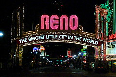 Reno at Night