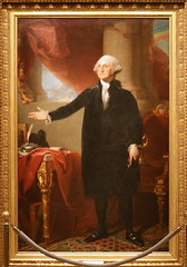 George Washington (Lansdowne portrait), First President (1789-1797) (cliff1066) Tags: portrait president georgewashington nationalportraitgallery portraitgallery uspresident presidentialportrait gilbertstuart americaspresidents lansdowneportrait