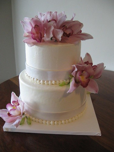 small wedding cakes