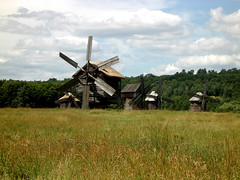 Gathering of windmills (Silanov) Tags: nature windmill landscape europe natur windmills ukraine kiev landschaft  windmhle kiew pirogovo  windmhlen kyyiv pyrohiv