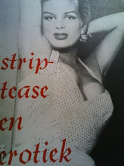 Strip-tease en erotiek