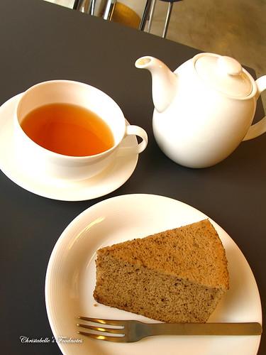 Pekoe英式伯爵茶與頂級伯爵戚風