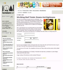 Londonist.com Blog