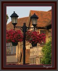 Stratford Upon Avon (slingpool) Tags: uk england building geotagged birmingham village britain shakespeare warwickshire stratforduponavon
