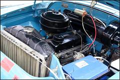 GAZ 21 Volga Engine (W.Grabar) Tags: 21 gaz soviet oldtimer volga rostovondon  gaz21  gaz21volga retromotorshow 21 21