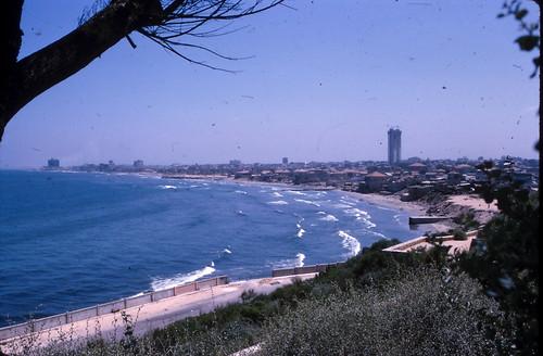 Beirut beach 1965