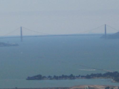 El Golden Gate, radiante desde el LBNL