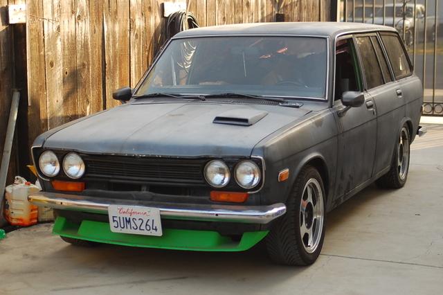 1972 Datsun 510 station wagon 2947952367_8a0fc66b88_o