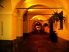 portici verso ovest (archgionni) Tags: orange night lights luci portici notte arancione gassino impressedbeauty yourcountry