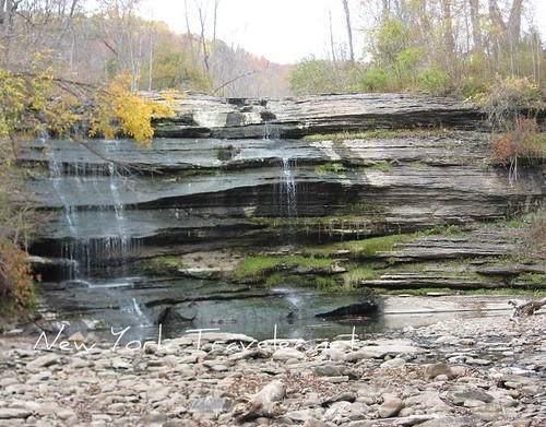 Strata at Pixley Falls