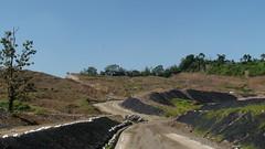 湖山水庫大面積裸露;圖片提供:雲林縣環境保護聯盟協會總幹事廖冠貿