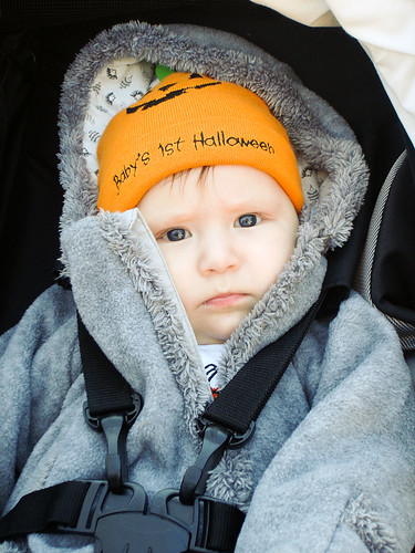 Baby's 1st Halloween =)