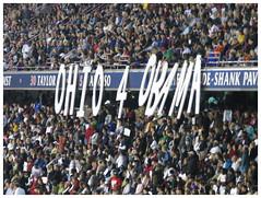 Ohio 4 Obama (Richard Cawood) Tags: ohio election change vote obama universityofcincinnati barackobama wwwrichardcawoodcom richardcawood 2008uselection nipertstadium borackobamarichardcawood richardcawoodphotography