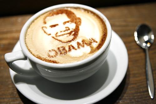 Obama Latte