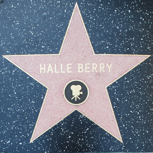 Halle Berry's Walk of Fame Star