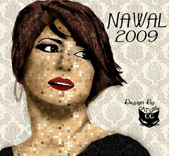NAWAL Q8 2009 (  T_ !  ) Tags: new woman girl face cat design album singer kuwait 2009 nawal kuwaiti q8