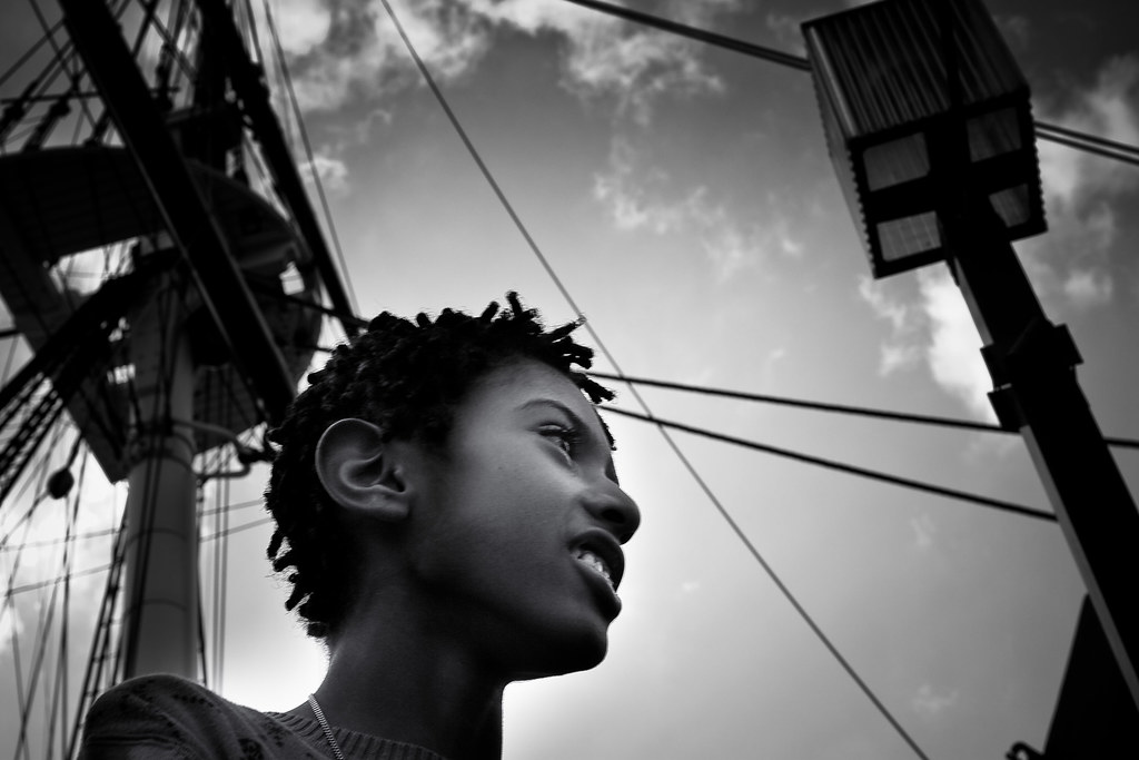 Locs, Lines and a Light