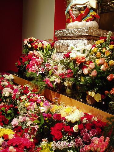 flores para tu altar