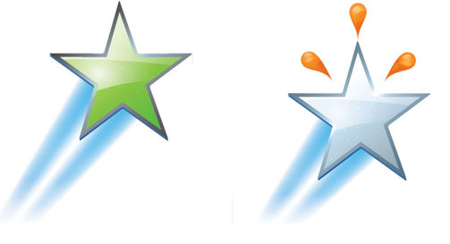 1 Millionth Feedback Star