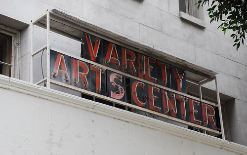 Variety Arts Center Building