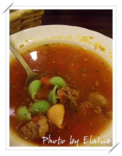 匈牙利牛肉湯1