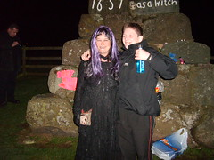 Picture 021 (rickiemclaughlan) Tags: halloween stirling perthshire crosses witches witchcraft pagans dunning burnedatthestake maggiewalls witchescross