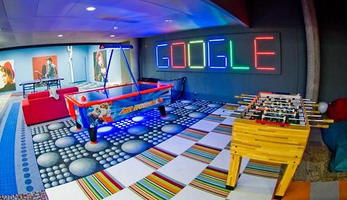 room room game. Office Game Room. Google Zurich - Games Room I