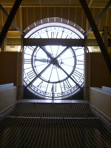 Reloj de Museo De Orsay