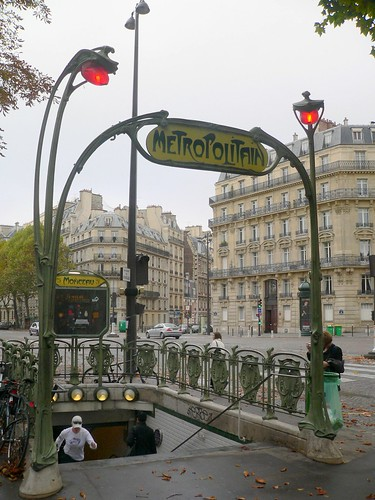 metro Monceau