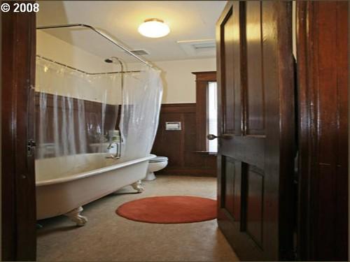 Shower Caddy For Clawfoot Tub DIY Shower Caddy for Clawfoot