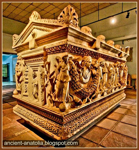 3rd Century Roman Tomb of Pamphylia