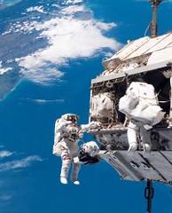 Фото 1 - Спорт в космосе