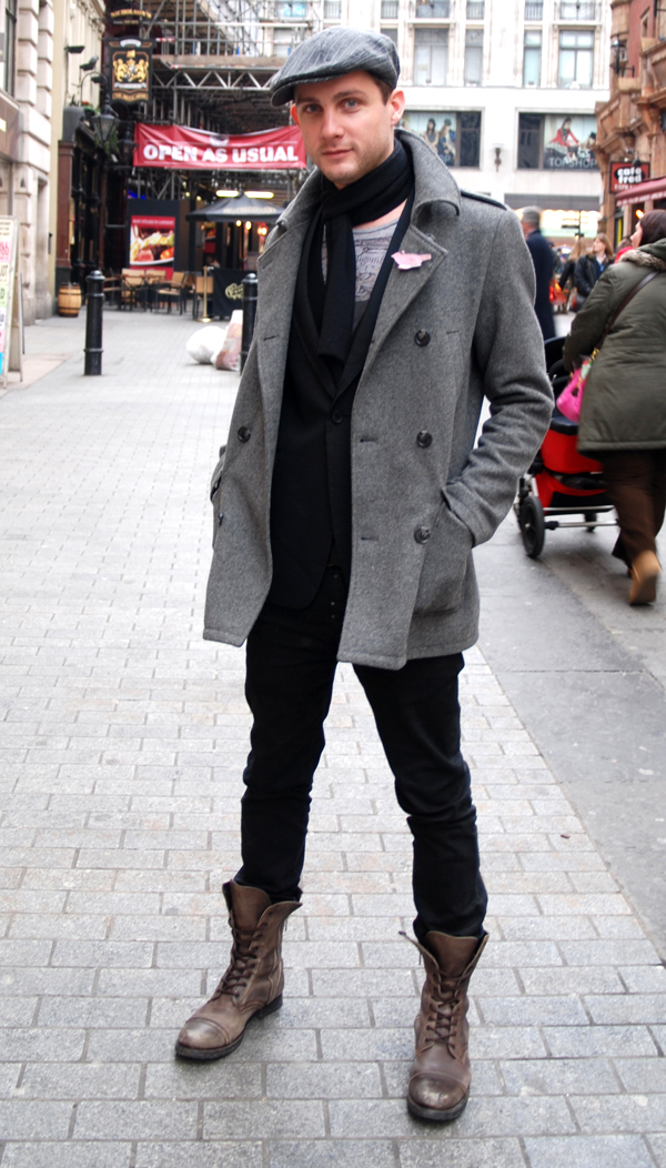 Is it ever ok for men to tuck pants in boots   f5f7dda07