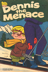 Dennis the Menace 101 (by senses working overtime)