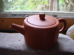 small  Yixing pot (Yugan Dali) Tags: tea taiwan teapot yixing