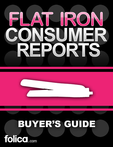 Flat Iron Consumer Report Buyers Guide