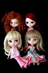 My custom girls