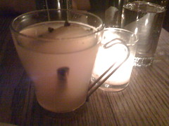 Hot Toddy at Freeman's
