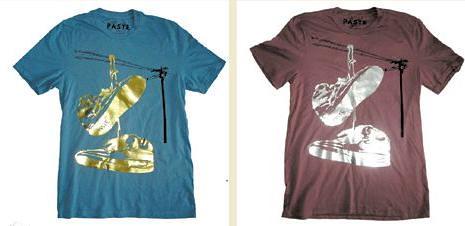 paste tshirts