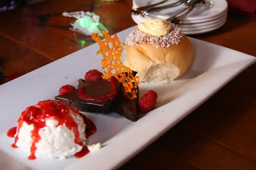 Dessert and Akershus