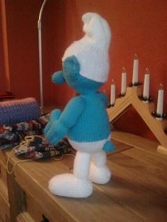 Ravelry: Smurf Toy pattern by Poupywio Créations
