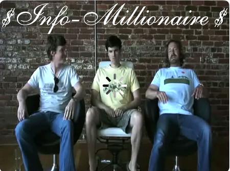 info millionaire, frank kern, trey smith, infomillionaire